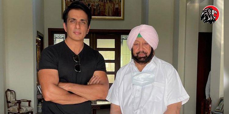 Sonu Sood as Punjab Brand Ambassador - www.theleonews.com