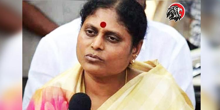 YS Vijayamma Open Letter - www.theleonews.com