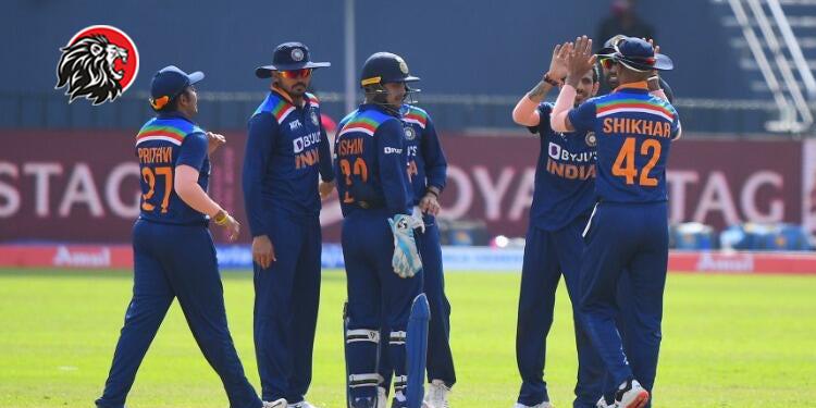 Team India Targeting Series Against Sri Lanka