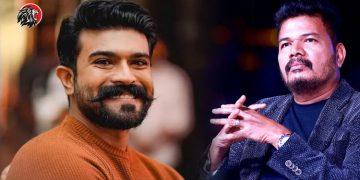 Hero Ram Charan And Director Shankar Crazy Movie Update