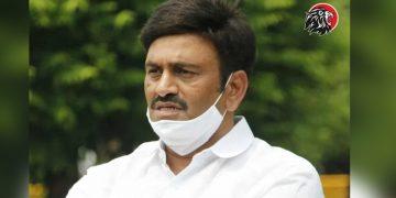 YCP MP Raghu Rama Raju