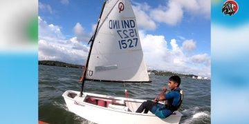 Vishwanath Selected For World Sailing Contest