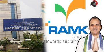IT Attacks on Ramky Office
