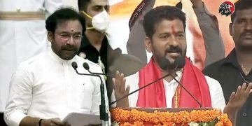 Revanth Reddy And Kishan Reddy Stepping Into Action