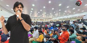 Pawan Kalyan Landed In Vijayawada