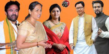 Ministers Oath Modi Cabinet