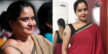 Actress Pragathi