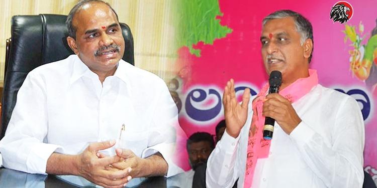 Harish Rao Hard Comments On YSR