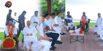 TRS and BJP Leaders Joining Congress