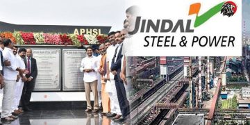 Jindal Steel Plant In Nellore District