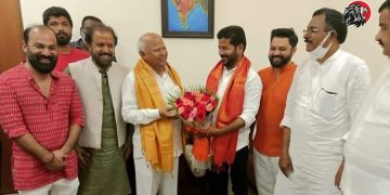 Devender Goud Will Join In Congress Soon