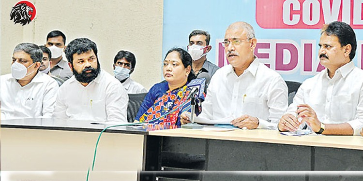Satires On Jagan Nominated List