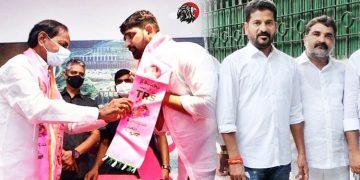 Sama Venkata Reddy Resigns TRS