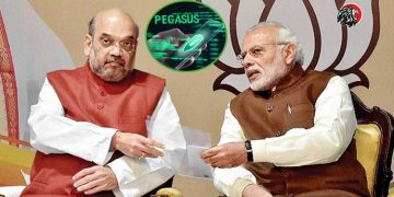 Congress Leaders Fires On Pagasus Issue