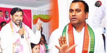 Congress Munugodu MLA Raj Gopal Reddy