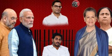 Prasant Kishore In Talks With Jagan To Tie With Congress