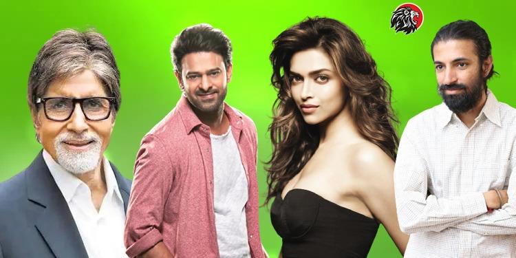 Prabhas Nag Ashwin Film