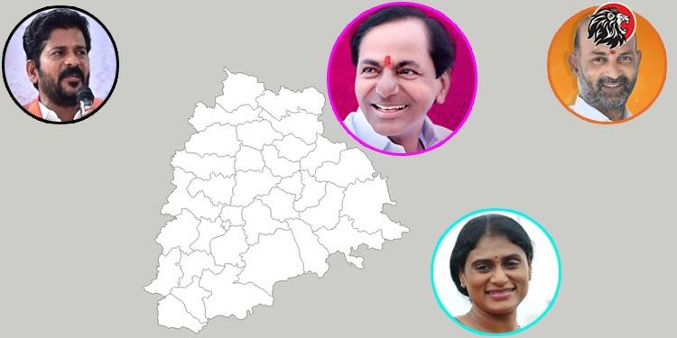 Telangana Political Scenario