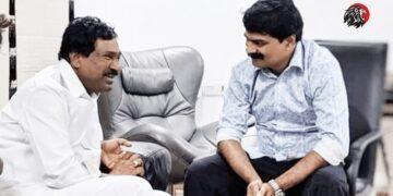 TRS MLA T Rajaiah Meets Brother Anil Kumar