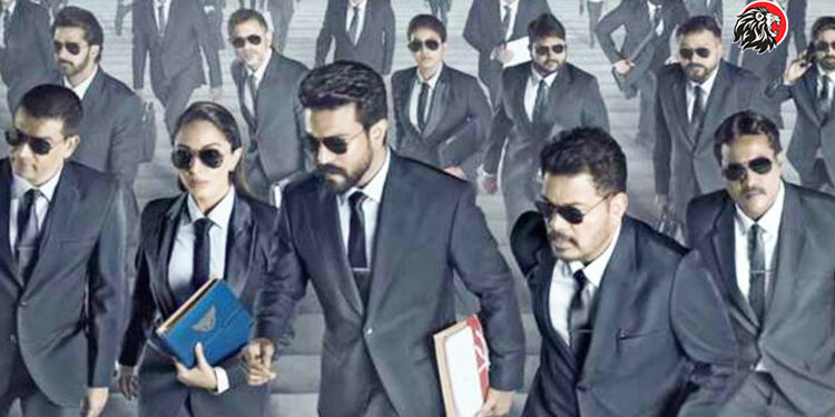 Ram Charan And Director Shankar Movie Title Update
