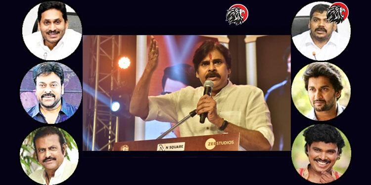 Counter Attack On Pawan Kalyan