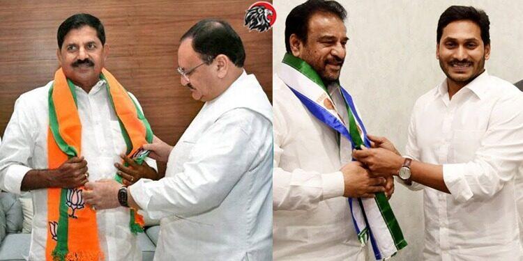 Ramasubbareddy And Adinarayana Reddy