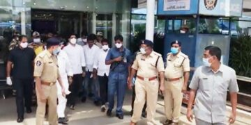 TDP National General Secretary Nara Lokesh Arrested Again