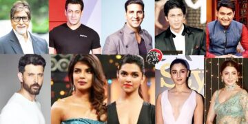 Top 20 Most Followed Bollywood Celebrities On Twitter