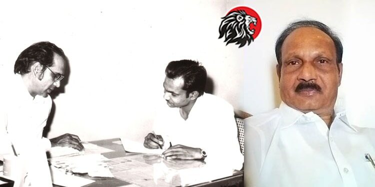 Akkineni Award For Journalist Bhagiratha