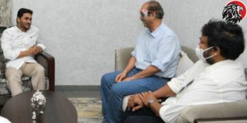 Chiranjeevi Team Meeting With CM YS Jagan