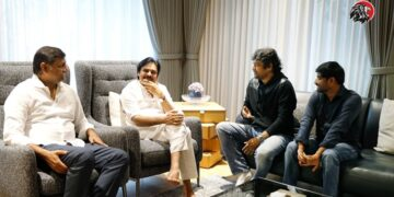 Latest Update Of Pawan Kalyan Harish Shankar Movie