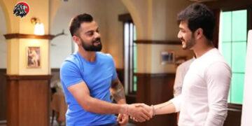 Akhil Interested To Act In Virat Kohli Biopic