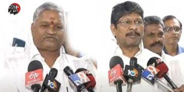 Employees Union Leaders Met AP Government Chief Advisor Sajjala Ramakrishnareddy