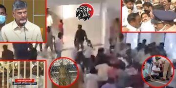 What Is The Reason For YSRCP Attacks On TDP Offices